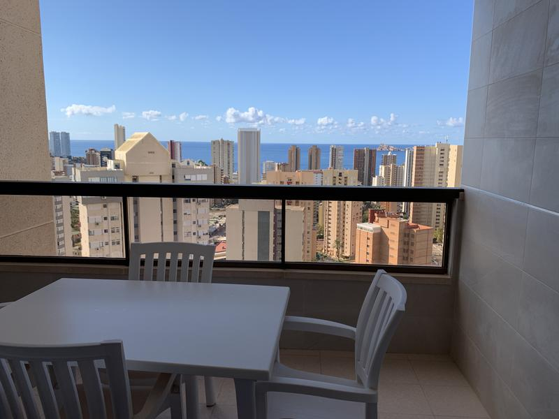 Rental Apartment Benidorm